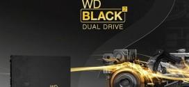 WD Black Dual SSD + HDD