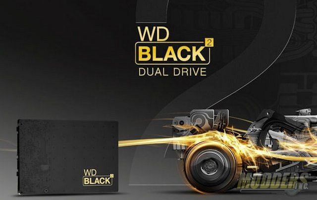 Photo of Western Digital WD Black²  2.5-inch Dual Drive (SSD + HDD)