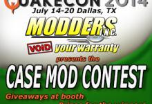 2014 QuakeCon Case Moddding Contest