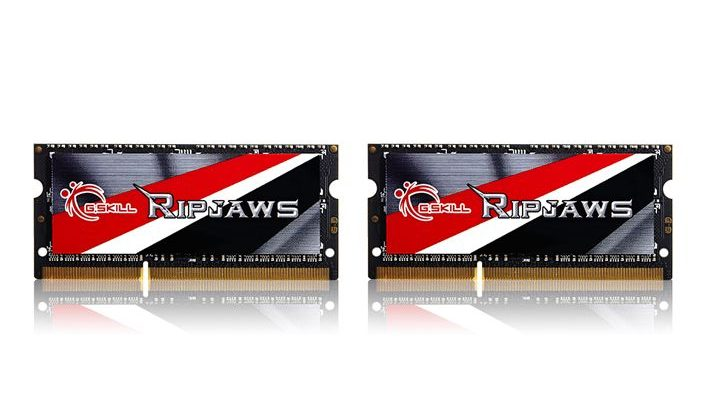 Photo of G.SKILL Announces High Performance DDR3L  SO-DIMM 2133MHz 16GB (2x8GB) 1.35V Memory Kit
