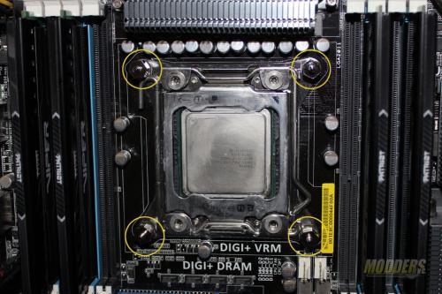 NH-D15 Intel LGA2011 Installation