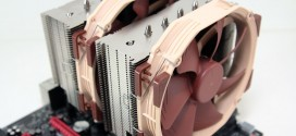 Noctua NH-D15 Dual-Tower CPU Cooler Review