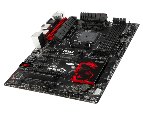 Photo of MSI A88X-G45 Gaming Motherboard Review