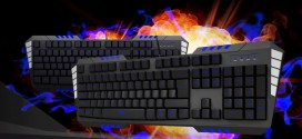 Sentey Phoenix GS 5700 Gaming Keyboard Review