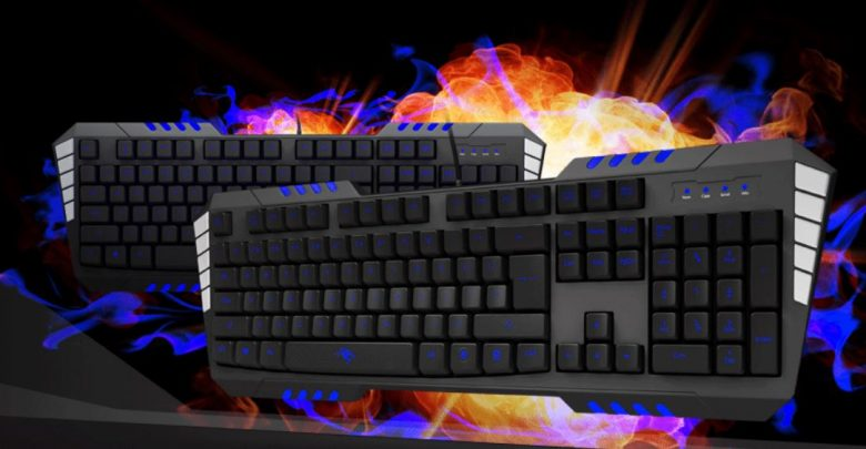 Photo of Sentey Phoenix GS 5700 Gaming Keyboard Review