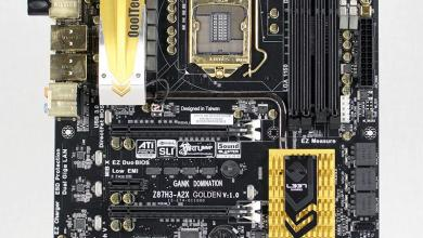 ECS Z87H3-A2X Golden Motherboard Review ECS, Intel, Motherboard, overclocking, WiFi, Z87