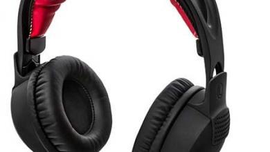 Sentey Vibros Gaming Headset Gaming, Headphones / Audio, Headset, led, Sentey 1