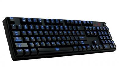 Photo of Thermaltake eSPORTS Poseidon Z Illuminated Gaming Mechanical Keyboard Review