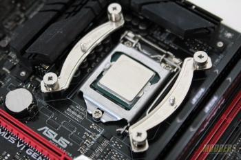 Noctua NH-U14S Installation on Intel LGA1150