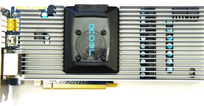 Photo of AlphaCool ~ CUSTOM GPU SERVICE UPDATE