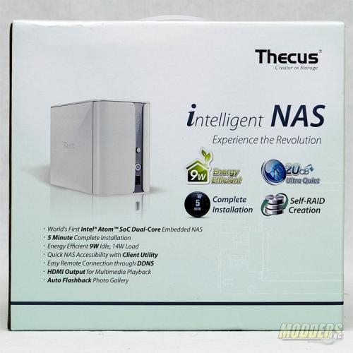 Thecus N2560