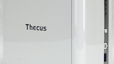 Thecus N2560 Network Attached Storage Review Intel, NAS, networking, SATA, Storage, Thecus 6