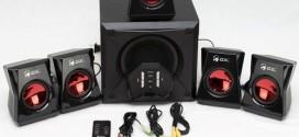 Genius GX SW-G5.1 3500 5.1 Surround Sound Speaker Review