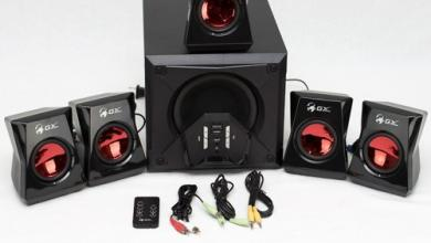 Photo of Genius GX SW-G5.1 3500 5.1 Surround Sound Speaker Review