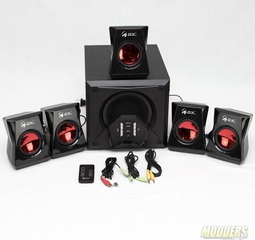 Photo of Genius GX SW-G5.1 3500 5.1 Surround Sound Speaker Review