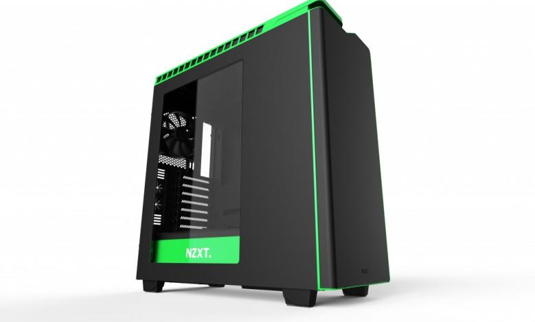 Photo of NZXT H440 Special Edition Colors