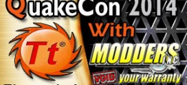 Modders-Inc / Thermaltake QuakeCon BYOC Seat Giveaway