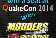 Win a seat at QuakeCon