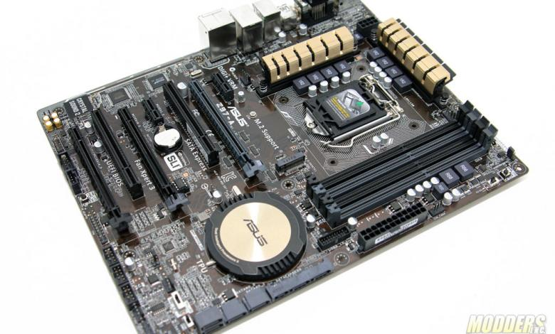 Photo of ASUS Z97-A Motherboard Review