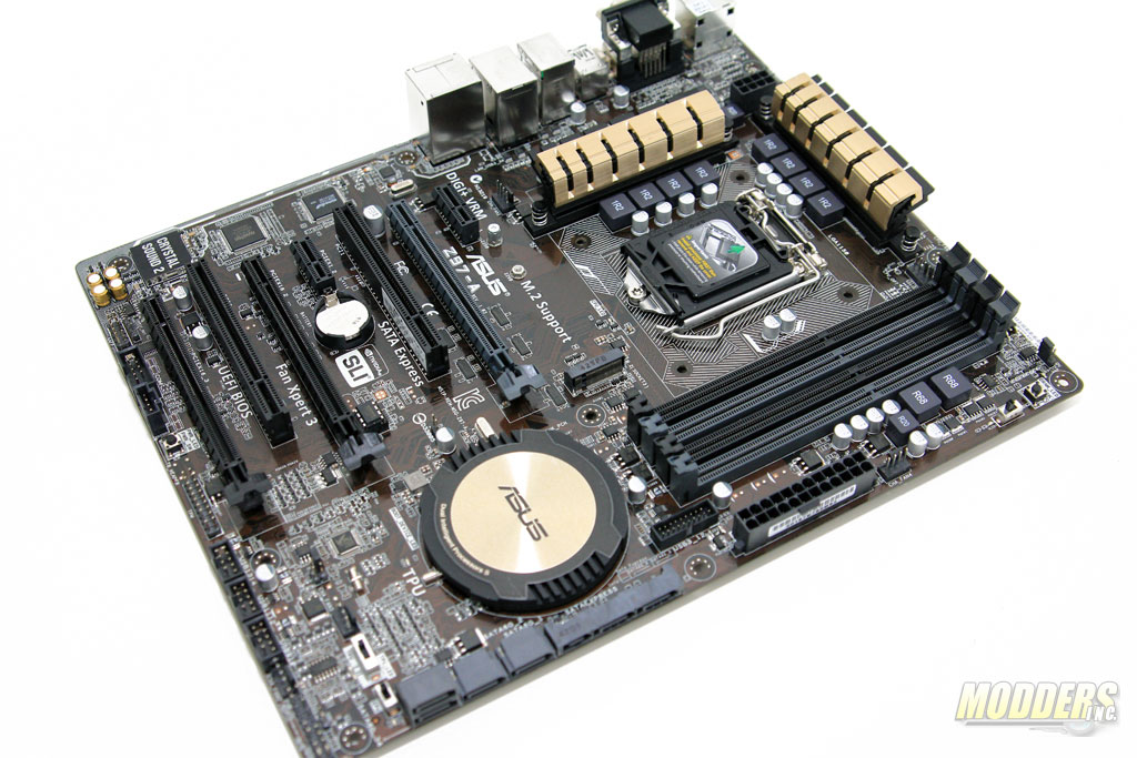ASUS Z97-A Motherboard Review — Modders-Inc