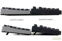 QuickFire Rapid Comparison Side View