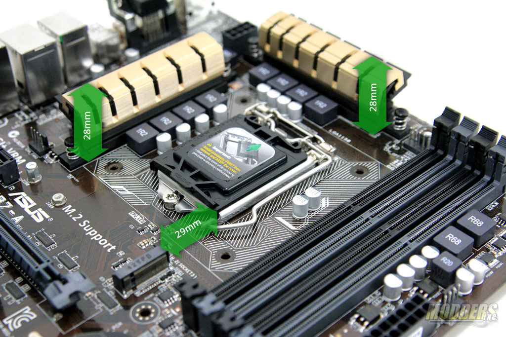 ASUS Z97-A Motherboard Review — Page 2 of 8 — Modders-Inc
