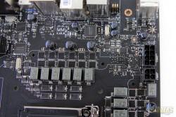 MSI Z97 MPower MAX CPU Voltage Regulator