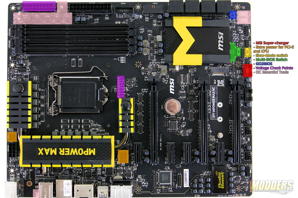 MSI Features