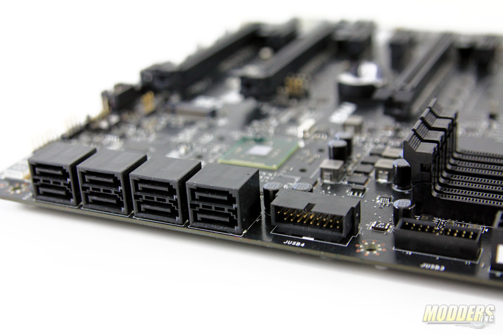 6 Intel SATA Ports and 2 ASM1061 SATA Ports
