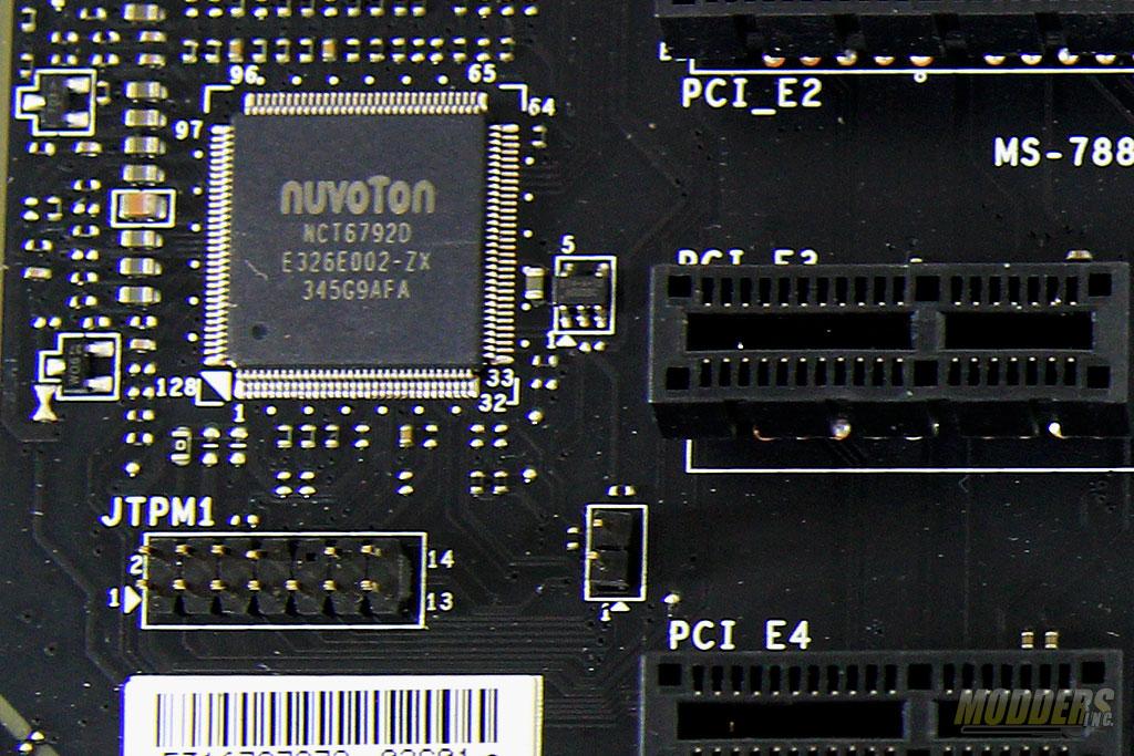 Nuvoton Super I/O