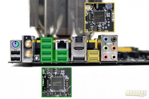 Rear USB 3.0 Ports