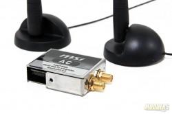 Wireless Module with Antennas