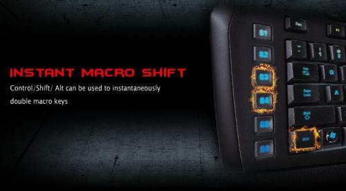 macro shift