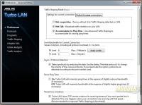 Turbo LAN Preferences