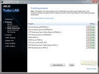 Turbo LAN Protocol Priorities
