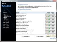 Turbo LAN Game Priorities