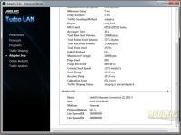 Turbo LAN System Info