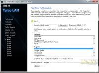 Turbo LAN Traffic Analysis