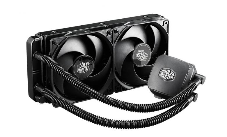 Photo of Cooler Master Shows Off New Nepton Coolers and NovaTouch TKL at Computex