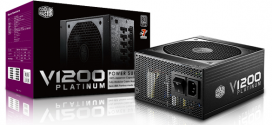 Cooler Master V1200 Power Supply Announced