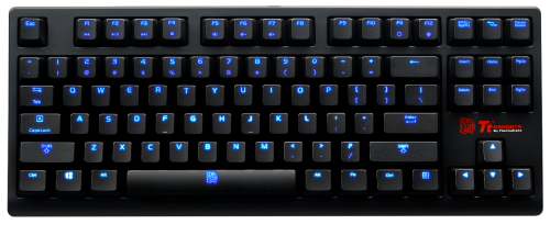 POSEIDON ZX with Tt eSPORTS Certified Mechanical blue switches
