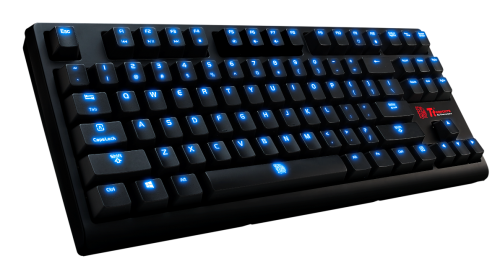 Tt eSPORTS POSEIDON ZX Tenkeyless mechanical keyboard