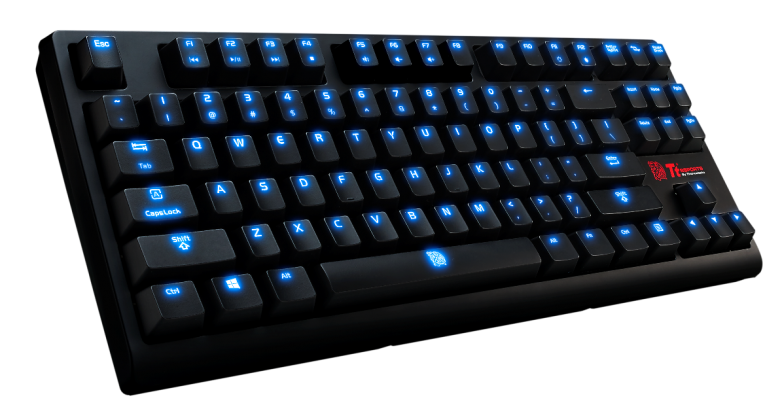 Photo of Tt eSPORTS POSEIDON ZX mechanical gaming keyboard