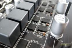 Biostar Hi-Fi Z97WE MOSFETs