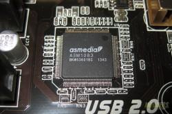 ASMedia 1083 PCIe to PCI bridge