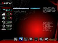 Advanced Configuration page