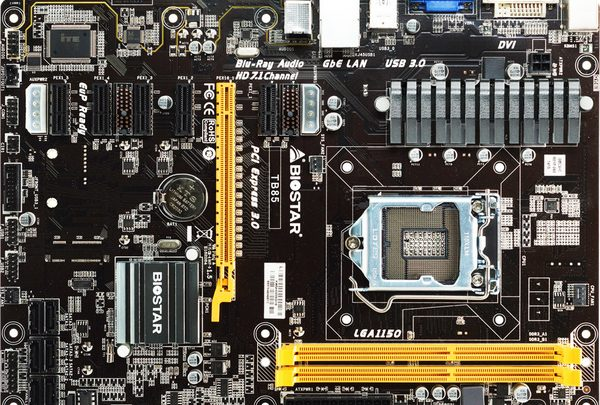 Photo of Biostar Adds TB85 to Bitcoin Mining Motherboard Line