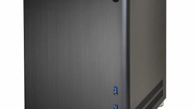 Lian Li Mini-ITX Chasis – PC-Q01