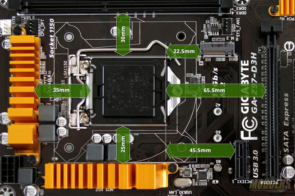 Gigabyte Z97-D3H Clearance