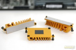 Gigabyte Z97-D3H VR and PCH Heatsinks